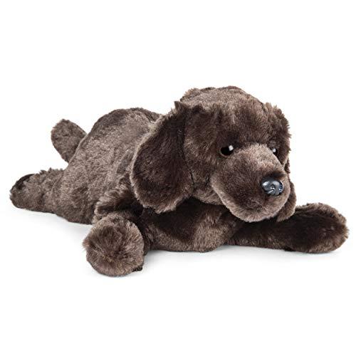 GUND BAILEY Chocolate Labrador Dog Stuffed Animal 12 inch Plush Toy