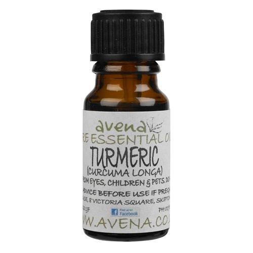Turmeric Essential Oil (Curcuma longa) - 10ml