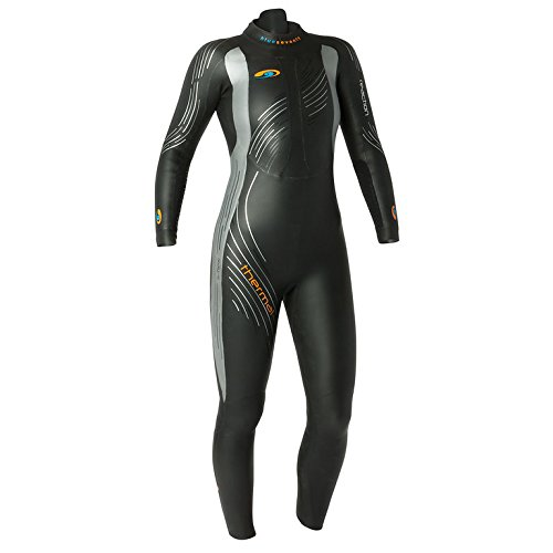 blueseventy 2019 Women's Thermal Reaction Triathlon Wetsuit - for Cold Open Water Swimming - Ironman & USAT Approved (WL)