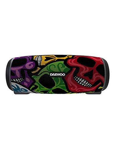 Daewoo International Altavoz Bluetooth DBT-10 Skull