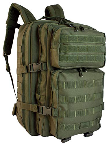 Red Rock Outdoor Gear - Large Assault Pack, Olive Drab