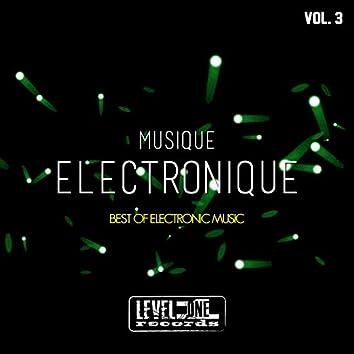 Musique Electronique, Vol. 3 (Best Of Electronic Music)