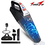 TowerTop Handheld Car Vacuum
