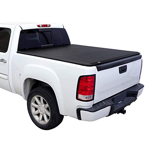 ; 2003-2018 Dodge Ram 2500 3500 2019 Classic ONLY Fleetside 6.5 Bed MaxMate Roll Up Truck Bed Tonneau Cover Works with 2002-2019 Dodge Ram 1500 Without Ram Box