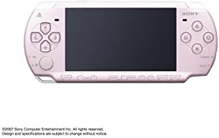 Sony Playstation Portable (PSP) 2000 Series Handheld Gaming Console System (Renewed) (Pearl Pink)