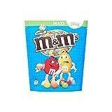 Caramelo crujiente de chocolate M&M   M&M's   Crujiente maxi   Peso total 374 gramos