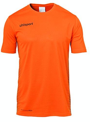 uhlsport unisex barn lagtrikot poäng kit Ka Fluo orange/svart 116
