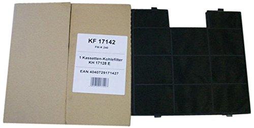 Amic Kassetten-Kohlefilter KF 17142
