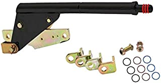 American Shifter 531969 Shifter Kit (4L60E 23 Swan E Brake Cable Clamp Clevis Dipstick For F6069)