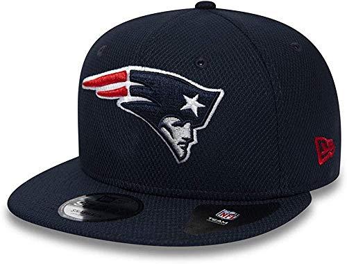New Era Kappe Diamond Era Essential 9Fifty New England Patriots Br Blue M/L