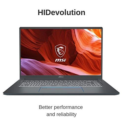 Compare HIDevolution MSI Prestige 15 A10SC (Prestige15010-HID1) vs other laptops