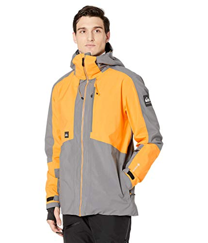 Quiksilver Snow Forever 2L Gore-TEX Jacket Flame Orange SM