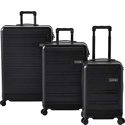 Affordable DAKINE Concourse Hardside Spinner Luggage Set (Black)