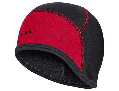 VAUDE Kappe Bike Cap, indian red, M, 032796145300