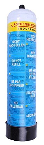 Einweg - Sauerstoffflasche 110bar von Rothenberger