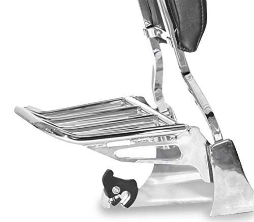 Motherwell MWL-165 2-Up Backrest Luggage Rack (2Up XL)