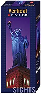 Heye Vertical Statue of Liberty Puzzles (1000-Piece)