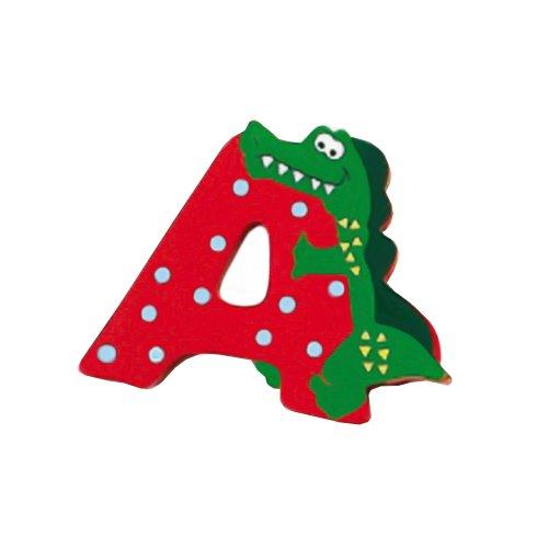 Legler 4650 - Buchstaben Tiere A bis Z, Buchstabe - A