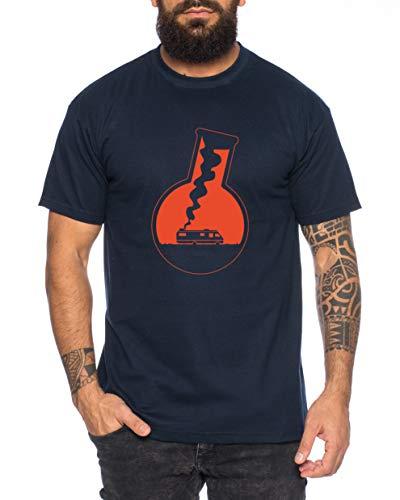 Camper Camiseta de Hombre Breaking Bad...