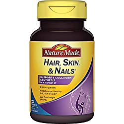 10 Best Nature's Bounty Vitamins For Hair And Nails