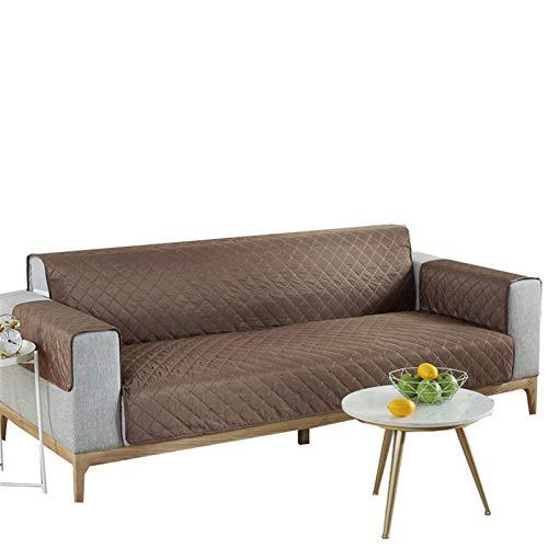 JXJ Fundas Gruesas para sofá de 1/2/3/4 plazas, Color Puro, Protector de sofá, Terciopelo, fácil Ajuste, Tela elástica, Resistente al Agua, Funda para sofá, Pieza, Fundas para sofá, Jacquard, te
