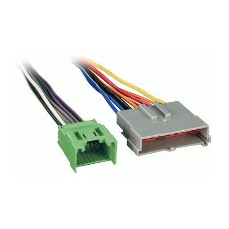 Metra 70-1003 Radio Wiring Harness for Kia 95-03 Power//4 Speaker