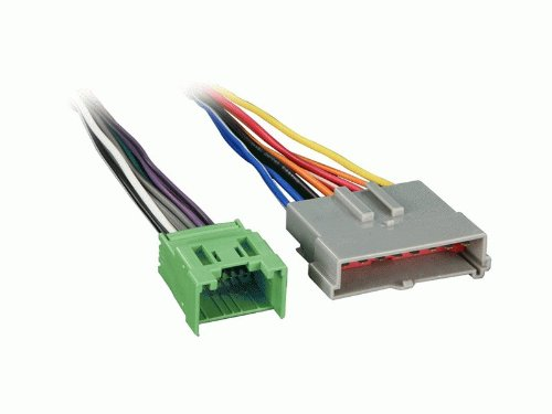 Metra 70-5600 Radio Wiring Harness for Ford 95-98 Power/4 Speaker