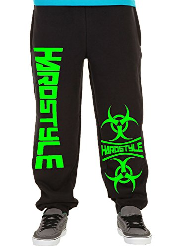 uglyshirt89 Hardstyle Jogginghose | Hardstyle | Musik (XXL)