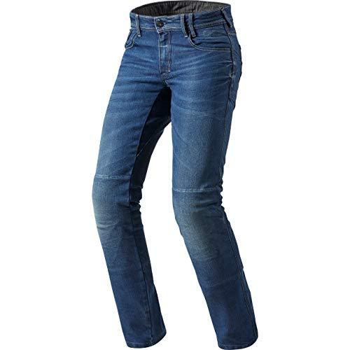 Revit Jeans Austin, Farbe medium-blau, Größe 30/34