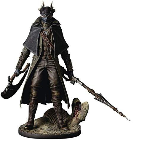 Bloodborne: Hunter Action Figure - The Old Hunters PVC Figure - Scultura Accurata Altamente Dettagliata - Alto 12 Pollici