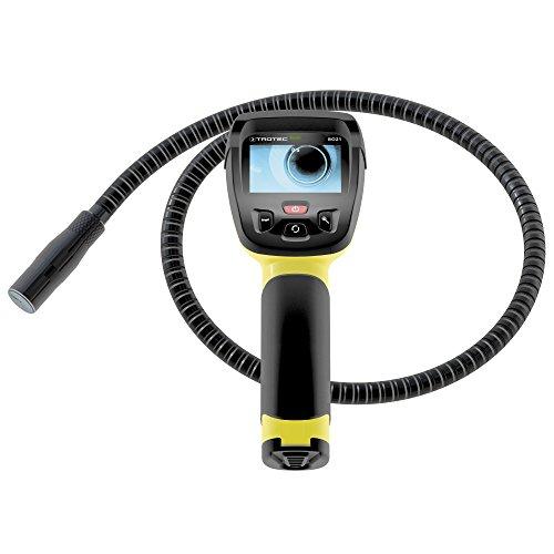 TROTEC BO21 Videoinspektor Rohrkamera Leckortung Detektion Messgerät Videoskop Kamera