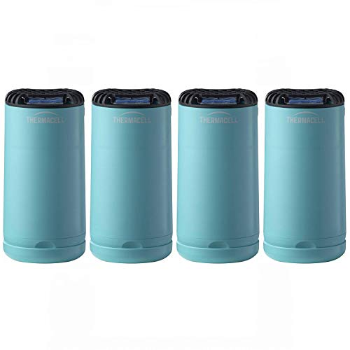 Thermacell Outdoor Patio & Camping Shield Mosquito Insect Repeller (4 Pack)