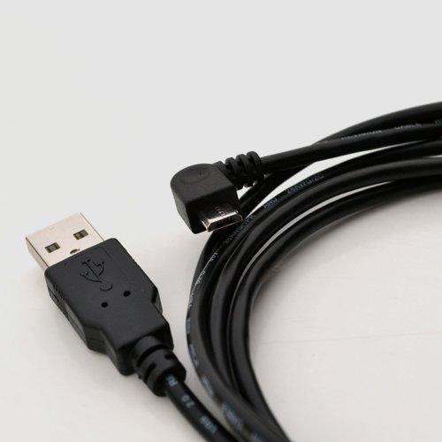 Ángulo recto 2 m/1,8 m de largo de datos micro USB/cable de carga/cable de sincronización para – Sony Xperia ion LTE – /Smartphone: Amazon.es: Electrónica