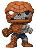 "Marvel Funko Pop 665 Zombies 48901 The Thing 10"" SDCC2020..."