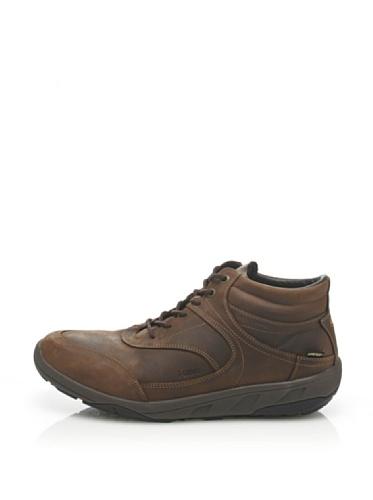 T-Shoes Vancouver Lt Mid GTX Chaussure Homme, Marron foncé