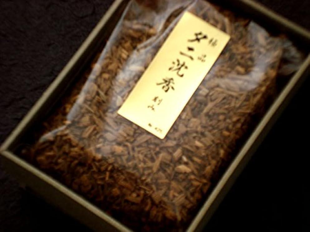 脆い非常に怒っています幸運な香木刻み 極品タニ沈香 15g 【香木】