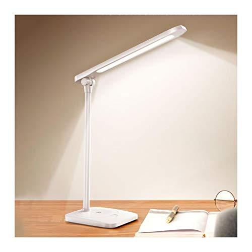 Binn Lámpara de Escritorio Led Escritorio de la lámpara LED, Regulable y Ajustable Mesa, Sensible al Tacto Panel de Control Lámpara de Escritorio for los Estudiantes, de Lectura del Dormitorio