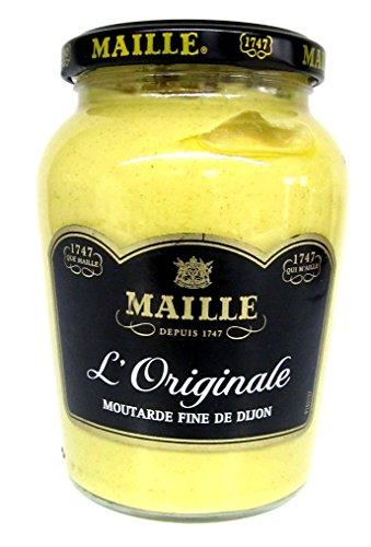 MAILLE Dijon Senf 'Fine de Dijon', 380g, Glas, Frankreich
