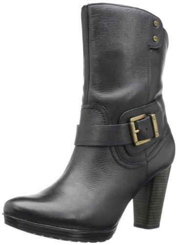 Hot Sale indigo by Clarks Women's Lida Sayer Boot,Black,9 M US