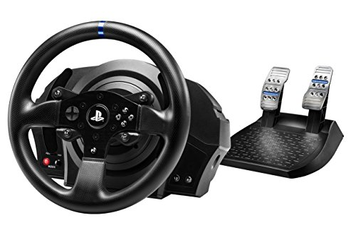 Thrustmaster T300RS Racing Wheel (PS4, PC) Works with PS5 Games