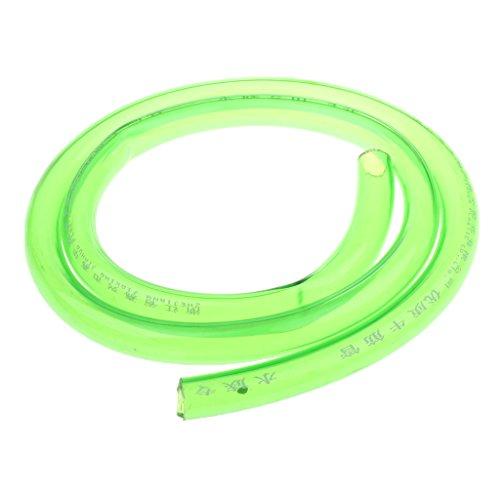 SunniMix Weicher Wasser Luftschlauch PVC Kunststoffrohr Verbinden Pumpen Aquarium - S