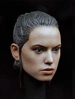 1/6 Custom Head Sculpt for Hottoys Phicen Musular Female Body