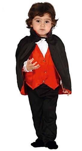 Comte Dracula costume bébé 6-12 mois