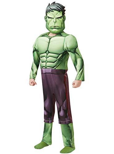 Deluxe Hulk kostuum voor jongens - Marvel