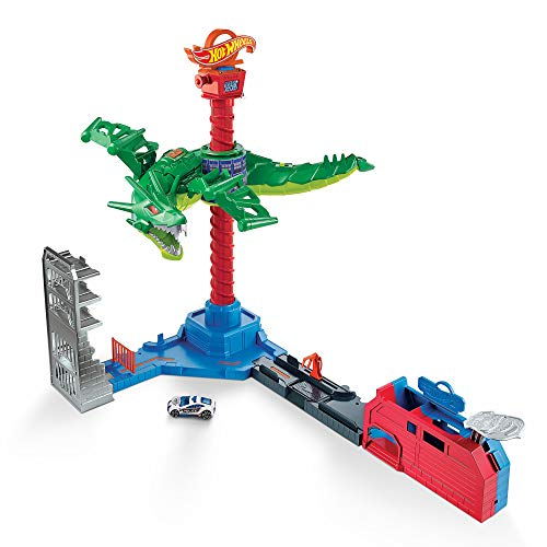 Hot Wheels GJL13 City Drachen Luftangriff