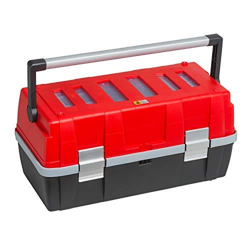 Profi-Werkzeugkoffer McPlus Alu C22