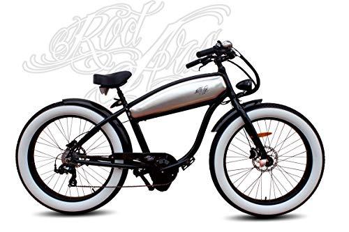 Rodars FatBike eBike Bicicleta Eléctrica Cruiser Outlaw 1000W 48V 21Ah Samsung 55km/h Autonomía 50-90km
