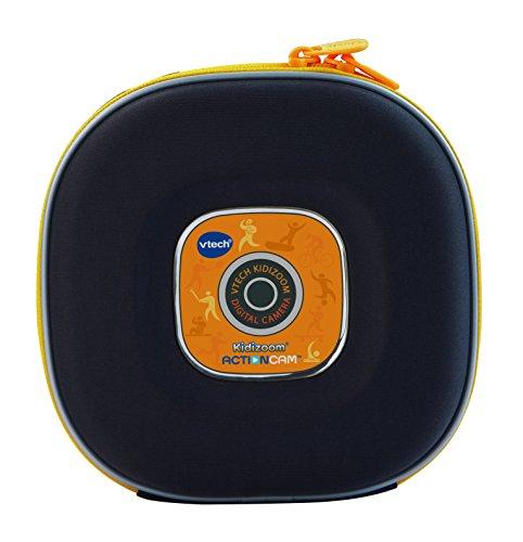 VTech - Bolsa de trasporte para cámara Kidizoom Action CAM, Color Negro (3480-242904)