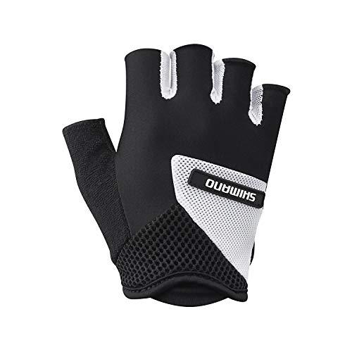 SHIMANO Handschuhe SH W Airway Schwarz W.M, Unisex Erwachsene, M