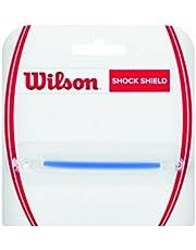Wilson Unisex Adult Shock Shield Vibration Dampener voor Rackets, BLAUW, NS